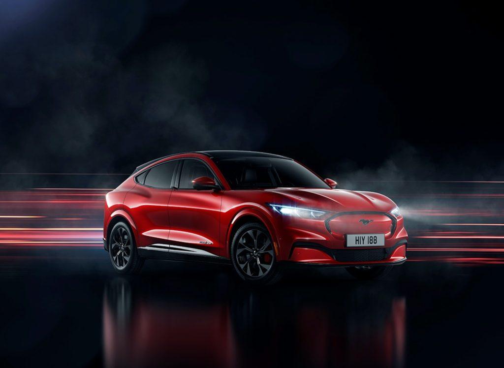 A Tesla Model Y és a Mustang Mach-E
